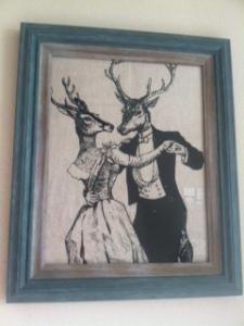 deer sketch