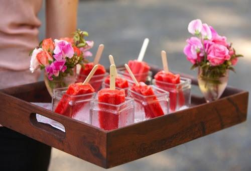 wedding treats summer