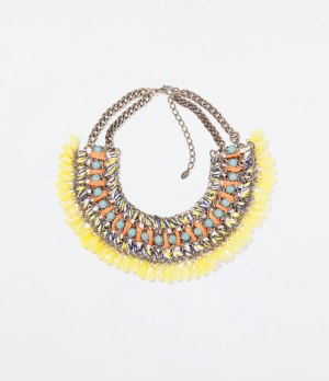 zara necklace