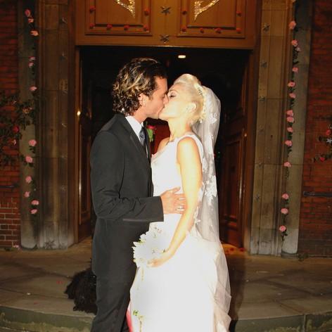 gwen Stefani wedding