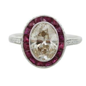 vintage ring wedding