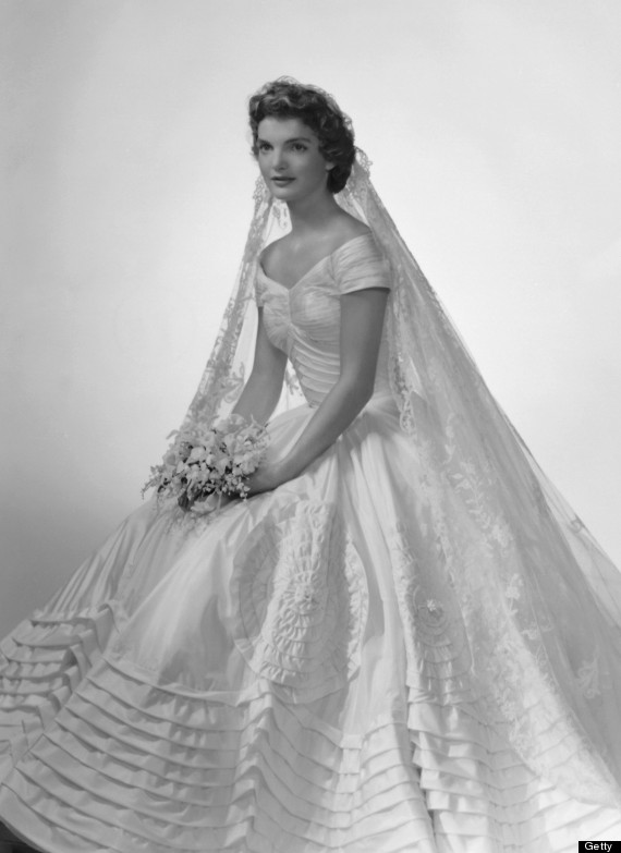 jackie kennedy wedding