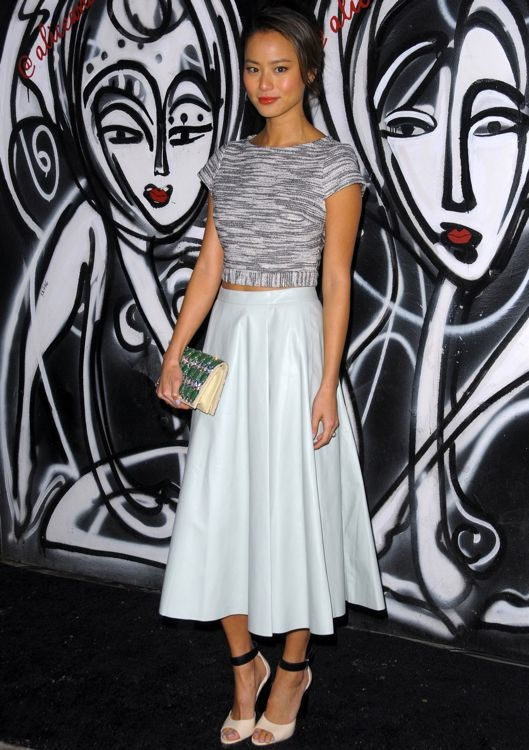 jamie-chung-mercedes-benz-new-york-fashion-week-fall-2014-alice-and-olivia