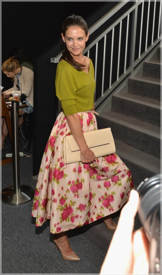 Katie-Holmes-at-Mercedes-Benz-NY-Fashion-Week