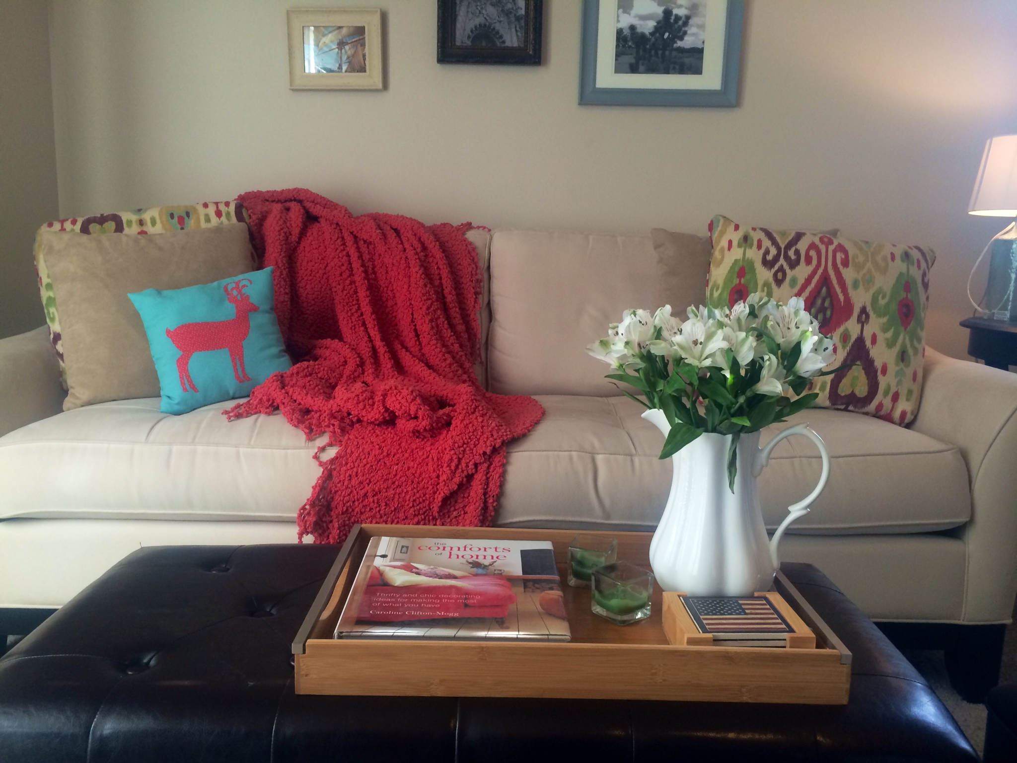 chic ways to style your coffee table united states of chic
