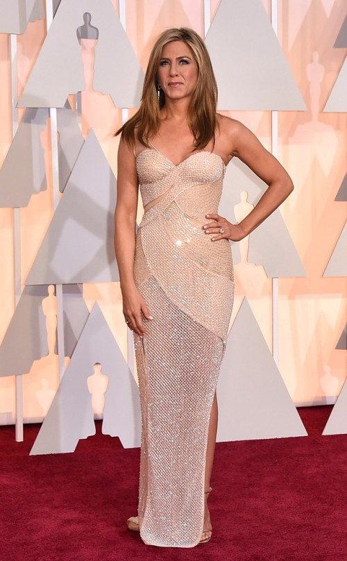 jennifer oscars best dressed
