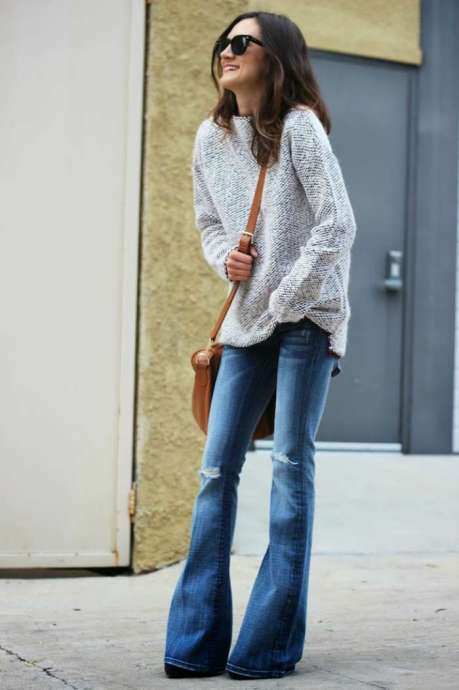 flare-jeans-slouchy-sweater
